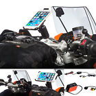 Motorcycle M6 M8 M10 Clamp Bolt Powered Mount + Extender for Apple iPhone 6 Plus