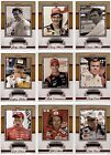 2013 Press Pass Legends Base Card You Pick Your Driver or Finish Your Set A