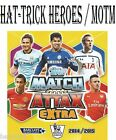 2014/2015 Match Attax EXTRA Hat-trick Heroes / Man of The Match 14/15