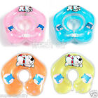Baby Kid Toddler Infant Newborn Neck Swimming Ring Bath Pool Safe Aid Float Tube