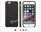 """For Apple iPhone 6 Plus (5.5"""")  Leather Smart Case Back Cover Slim Protect"""