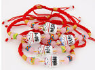 Fashion Unique Lucky Rope Bracelet Chinese Feng Lucky Cat Bangle Gift Blessing