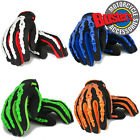 Skeleton Bones Motocross MX Enduro Off Road Dirt Bike Motorcycle Gloves