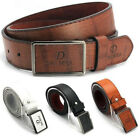 Luxury Leather Automatic Buckle Belt Casual Men's Waistband Waist Strap Belts