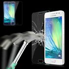 For Samsung Galaxy A3 A5 A7 Crystal Premium Real Tempered Glass Screen Protector