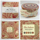 MODA Rue Indienne / french General 100 % cotton jelly rolls & charm packs
