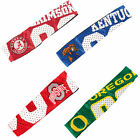 jersey headband NCAA PICK YOUR TEAM officially licensed head band fanband