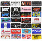 Brand New Graphic and Classic Logo Car Truck Metal License Plate Made in U.S.A on Ebay