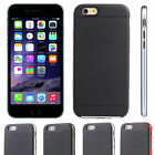 Slim Hybrid Shockproof Heavy Duty Hard Bumper Soft Case Cover For iPhone 6 4.7""