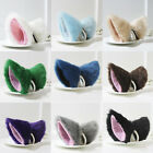 Cosplay Party Cat Fox Fur Ear Ears Anime Cartoon Costume Hair Clip Multi-Color