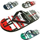 Mens Flip Flops Beach Sandals Comfortable Thongs Indoor Outdoor Summer Shoes New