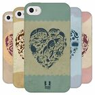 HEAD CASE LOVE AND OCEAN SILICONE GEL CASE FOR APPLE iPHONE 4S
