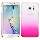 Samsung Galaxy S6 EDGE HARD Protector Case Snap Water Drop Back Cover Accessory