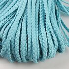 New Arrival Different Colors Twist-Shaped 101 PU Leather Cords First Class Lot J