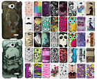 LG Ultimate 2 L41C Rubberized HARD Protector Case Phone Cover +Screen Protector