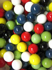 "300 - 9/16"" CHINESE CHECKER GAME SOLID REPLACEMENT GLASS MARBLES MARBLE KING USA"