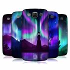 HEAD CASE DESIGNS NORTHERN LIGHTS HARD BACK CASE FOR SAMSUNG GALAXY S3 III I9300