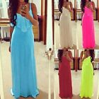 New Sexy Women's Summer Bandage Lace Maxi Dress Cocktail Party Long Beach Dress