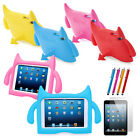 For iPad Mini 1 2 3 NEW Ndevr iPadding Kids Safe Non-Toxic Foam Stand Case Cover
