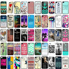 Fashion Cute Design Pattern Hard Back Case Skin Cover For iPhone 4 4S 5 5S 5C