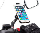 Scooter 8-16mm Mirror Stem Mount + Dedicated Holder for Apple iPhone 6 Plus