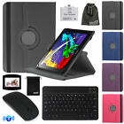 EEEKit for Lenovo Tab 2 A10-70 10.1,Wireless Bluetooth Keyboard/Mouse+Stand Case