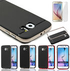 New Luxury Shockproof Case Hard Bumper Soft Cover Skin For Samsung Galaxy S6