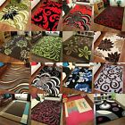 MODERN Funky Cheap SOFT Floral Design Floor Rugs Extra Small Large QUALITY Mats
