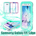 Waterproof Shockproof Sand Dust Proof Case Cover For Samsung Galaxy S6 Edge Plus