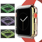 For Apple Watch iwatch 38/42MM TPU Transparent Soft Crystal Clear Silicone Case