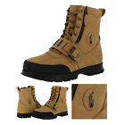 Ralph Lauren Polo Andres Men's Boots Leather Duck Casual
