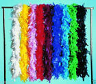 20's 80's Feathered Feather Boa Movie Star Flapper Costume Accessory