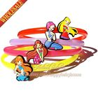 4PCS Winx club hair Accessories,Cartoon Hairbands,Hair Clasp,children party gift