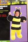 Bumble Bee Bumblebee Child Infant Costume Jumper 0-6M 6-12M NIP