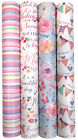 4 x 3m Roll Gift Wrap Wrapping Paper