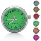 Wholesale Lots Quartz Watch Face ST Snap Button 24 x21.5 x12mm