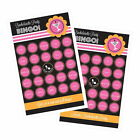 16pk Bachelorette Party Bingo Cards Fun Bridal Shower Game Activiy