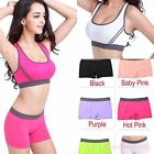 Woman's Dance Gym Fitness Running Yoga Short Shorts Stretch Sports Underwear New