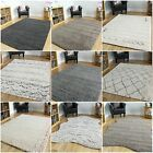 New Thick Modern Soft Non Shed Shaggy Rugs Small Medium Large Carpet Mats Cheap