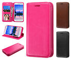 AT&T Samsung Galaxy S6 Active Premium Wallet Case Pouch Flap STAND Phone Cover