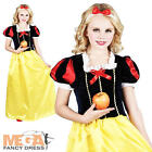 Girls Snow White Princess Fairytale Kids Fancy Dress Book Week Costume Age 3-13