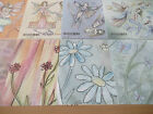2x A4 Non Die Cut Decoupage Fantasy Fairy Sheets Various Designs