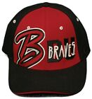 NEW!! Boston University Braves  Stretch Fitted Cap Embroidered Hat -One Size M L