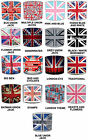Lampshades Ideal To Match Retro Union Jack Cushions Retro Union Jack Wall Decals