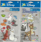 U CHOOSE Disney ARISTOCATS BAMBI 3D Stickers movie