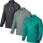 50%OFF * Oakley 2015 Theo 1/4 Zip Top Cover-up Sweater Mens Golf Pullover