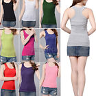 New Hot Women's Sexy Lady Casual Vest Tank Tops Sleeveless New Multi-Color