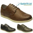 MENS LACE UP CASUAL BOAT DECK MOCASSIN DESIGNER LOAFER DRIVING WORK SHOES SIZES