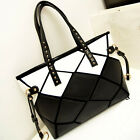 New Lady Women Faux Leather Handbag Shoulder Bag Tote Satchel Messenger Hobo Bag
