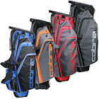 Cobra Golf 2015 X Lite Carry Stand Bag 909119 - 5-Way Divider Top - 8 Pockets